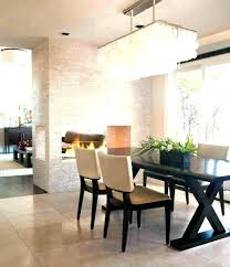 Contemporary Pendant Lighting For Dining Room Image Of