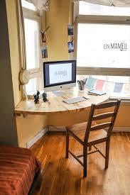 Corner wood desk ikea wall mounted desks workstation wall desks