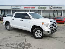 100 Tundra Truck For Sale PreOwned 2017 Toyota SR5 4D CrewMax For C645992A