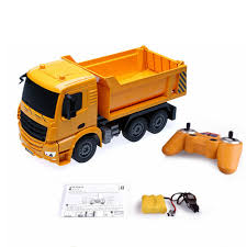 100 26 Truck Electric Rc Plastic S Toys 5 Channel 24g 1 Dump Toys