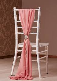 Grand Resort Keaton Patio Furniture by Chiavari Chair Styled For A Wedding With Dusky Pink Chiffon Drop