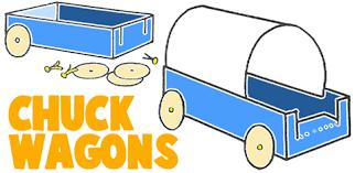 How To Make Chuck Wagons