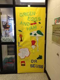 Dr Seuss Door Decorating Ideas by Dr Seuss