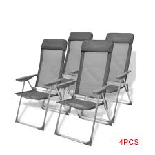 Details About 4pcs Aluminum Camping Chairs Adjustable Folding Outdoor Deck  Garden Lounge Chair Weatherly Folding 6position Teak Deck Armchair Havana Bronze Adjustable Foldable Chair 5position Aqua Metal Beach Charles Bentley Fsc Eucalyptus Wooden Orange Retail Sales Direct Britannia 8position Steamer Lounge Oiled Finish Graydon Recling With Cushion Amazoncom Chair Outdoor Portable Transabed Cushions Canvas Deck Alinum Heavy Duty Widen Aosom Outsunny Sling Fabric Patio Chaise 5 Position Cream White Rakutencom Harbour Housewares Blue Stripe