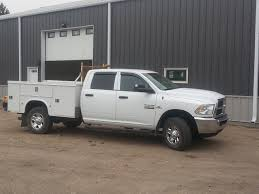 100 Dodge Truck Diesel 2014 Ram 3500 Cummins W Knapheide ServiceUtility