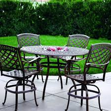 5 Piece Bar Height Patio Dining Set by Patio Ideas Outdoor Pub Table Sets Patio Furniture Bar Sets Winn
