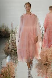 In An Ulla Johnson Dress The Soft Hue Of Blooming Dahlia Looks Extra Feminine