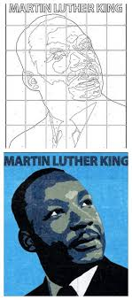 Wonderful Printable To Help Kids Make A Giant Collaborative Coloring Mural Of Dr Martin