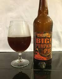 Imperial Pumpkin Ale by Norcal Beer Blog Texas Big Beer Brewery Big Pumpkin Pie Ale