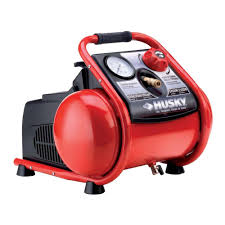 Home Depot Bostitch Floor Nailer by Husky Factory Reconditioned Trim Plus 3 Gal Portable Electric Air