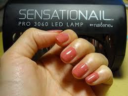 Sensationail Led Lamp Walmart by Nailene Sensationail Color Gel Polish Reviews Photos Ingredients