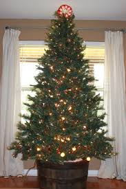 Hobby Lobby Xmas Tree Skirts by Putting The Christmas Tree In A Whiskey Barrel Cute Idea Now