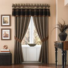 Sears Window Treatments Valances by Window Curtains For Living Room Brylane Curtains On Clearance