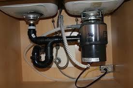 plumbing leak sink when dishwasher runs