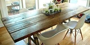 Diy Dining Table Legs Bench Room