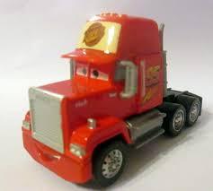 100 Semi Truck Games Disney Cars Piston Cup Racing Team RustEze MACK EBay