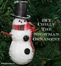 Publix Christmas Tree Napkin by Diy Chilly The Snowman Ornament