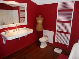 Red Bathroom | Stuff For My House That I Want | Bathroom Red ... Red Bathroom Babys Room Bathroom Red Modern White Grey Bathrooms And 12 Accent Ideas To Fall In Love With Fantastic Design Floor Tub Small Master Bath Paint Pating Decor Design Orange County Los Angeles Real Blue Yellow Accsories Gray Kitchen And Inspiration Behr Style Classic Toilet Retro Dilemma Colors Or Wallpaper For Dianes Kitschy Interior Mesmerizing Fniturered