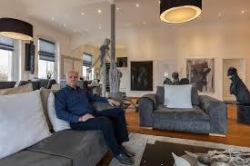 kultur das wohnzimmer als galerie