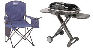 Coleman Camping Oversized Quad Chair With Cooler by Amazon 40 Off Coleman Camping Gear Mylitter One Deal At A Time