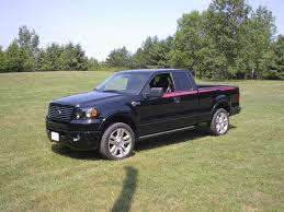 2006 Ford Harley-Davidson F-150 Super Crew | Top Speed