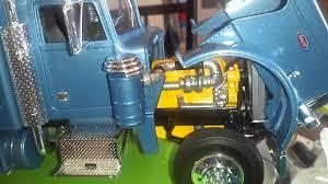 100 Model Semi Truck Kits Revell 125 Scale Peterbilt 359 Is Finished YouTube