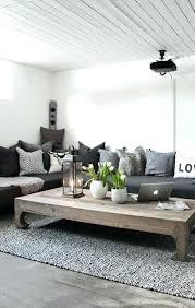 salon canapé gris quel tapis avec canape gris instructusllc com