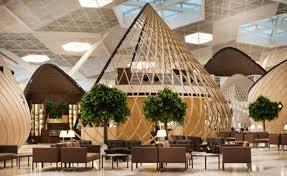 100 Autoban S New Interior At Bakus Heydar Aliyev International Airport