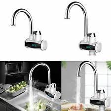 Elektrischer Wasserhahn Durchlauferhitzer 3000w Armatur Bad Küche 360 Elektrische Wasserhahn Küche Bad Waschbecken