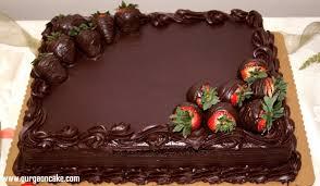 Happy Birthday Big Chocolate Cake