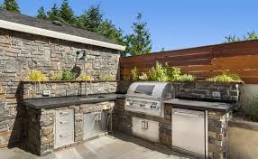outdoor küche selber bauen küchenfinder