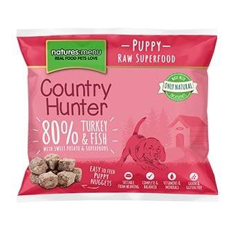 Natures Menu Country Hunter Puppy Nuggets - 1kg