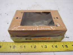 Legrand Floor Boxes Rfb4 by Legrand Wiremold Rfb4 Series Floor Box With Duplex Receptacle