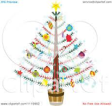 Potted Christmas Tree by Potted Christmas Tree Christmas Lights Decoration