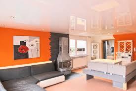 spanndecke im wohnzimmer spanndeckenstudio teller talheim