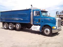 100 Silage Trucks PETERBILT GRAIN SILAGE TRUCK FOR SALE 12094