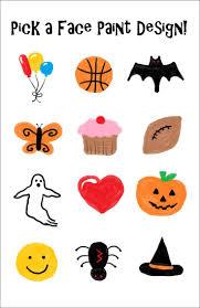 Minecraft Sword Pumpkin Carving Patterns by Best 25 Halloween Face Paintings Ideas On Pinterest Halloween