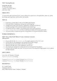 Sample Dialysis Nurse Resume Example