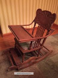 Antiques 1900-1950 High Chair Tray Hardware Baby Toddler Kid ...