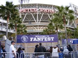 Padres Fan Fest 2012 Version