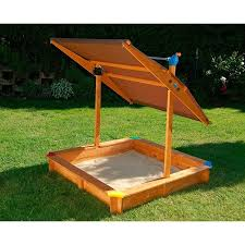 bac a avec toit gaspo bac à mickey ii 1 4 x 1 4 m avec toit rabattable