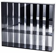 Mirrored Acrylic Wall Display Case For 24 375 Action Figures