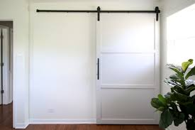 How To Build And Install A Sliding Barn Door - Home Improvement ... Diy Sliding Barn Door Youtube Modern Track John Robinson House Decor How Sliding Barn Door From Ceiling Davinci Pictures Interior Doors Homes Of The Brave Style Hdware Ideas Insta New Of Install Closet To Network Blog Made Remade Your Aosom Cost To Glass Simple Installing On Decoration Exterior Installation Architecture Designs Bi