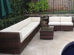 Sirio Patio Furniture Covers by Ohana Wicker Furniture Outdoor Patio Furniture Deep Seating Set In