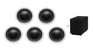 Sonos Ceiling Speakers Australia by Speakers Surround Sound Systems Subwoofers Wireless Harvey