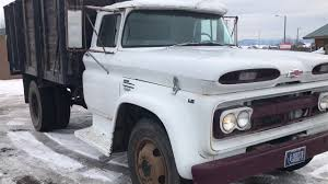 100 1960 Chevy Truck Dump Go2GuysAuctioncom YouTube