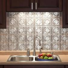 Glass Backsplash Tile Cheap by Stainless Steel And Glass Tile Backsplash Metal And Glass Tile