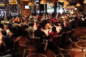 Nevada Poker Room 2016 Revenue Totals Backtrack By A Smidge