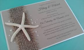 Rustic Beach Wedding Invitation Template
