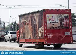 100 Coke Truck Coca Cola Editorial Image Image Of Delicious 132652305